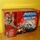 Masters of the Universe: Battle Tank with He-Man Figure, MIB