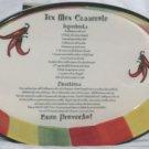 Jennifer Garant Casserole Tex Mex Stoneware Open Oval Baker Roscher New