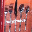 Handmade Gourmet Settings Flatware Set Exotique 18/10 Stainless Steel 20 Pc New