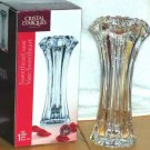 French Vase Lead Crystal Heart Rim Sweetheart Cristal d'Arques Clear Paris New