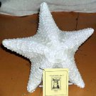 House Parts Star Fish Sculpture Hand Cast Statue Nautical Decorative Display