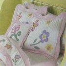 Thats Mine Sham Pillow Dragonfly Garden Flowers Kids Expressions Standard