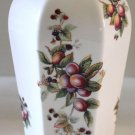 Vase Amber China LTD Collection Staffordshire England Fine Bone Porcelain New