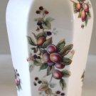 Vase Amber China LTD Collection Staffordshire England Fine Bone Porcelain New