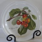 Portmeirion Plate Salad Dessert Pomona The Biggarreux Cherry Ellis England 1982