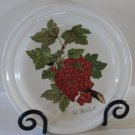 Portmeirion Plate Salad Dessert Pomona The Red Currant Ellis England 1982