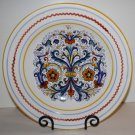 Deruta Bowl Ricco Majolica Large Serving Hand Painted Italy Centerpiece New