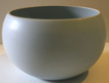 Wedgwood Bowl Vera Wang Naturals Dusk Blue Stoneware Open Serve Vegetable New