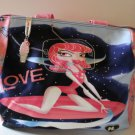 Harajuku Lovers Tote Shopper Over Night Bag Rocket Girls In Space Love New
