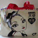 Harajuku Lovers Cargo Handbag Pin Up Girls A Fatal Attraction to Cuteness New