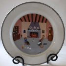 Villeroy & Boch Design Naif Plate Folk Art Dinner Laplau 5 By the Fireside New