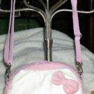 Hello Kitty Girls Handbag Over Shoulder Bag Fabric Fleece Purse Reversible New