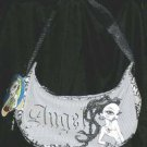 Harajuku Lovers Slouch Sweet Angel Hobo Handbag Graffiti Girls Ltd Edition New
