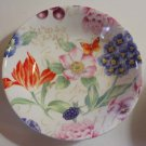 Roy Kirkham Bowl World of Flowers Soup Cereal Botanical Rose Primrose Tulip New