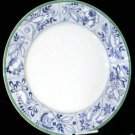 Villeroy & Boch Plate Dinner Blue Switch 3 Cordoba Birds Floral Porcelain New