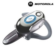 Motorola H700 Bluetooth Headset (Silver)