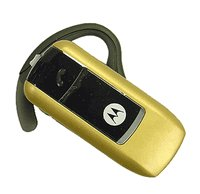Motorola H3 Bluetooth Headset (Gold)