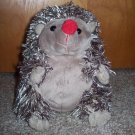 Plush Stuffed Hedgehog - Bobbin Lace Tatting Mascot