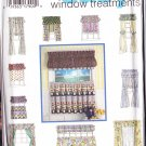 Simplicity 9532 Easy Design Your Own Window Treatments