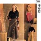 McCall's 4593 Asymetrical Skirt 18-24