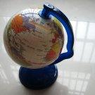 Globe world piggy bank/toy coin saver