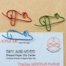 Lot of 96pcs Paper Clip MOUSE Shaped animal/Bookmark