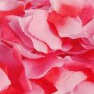 Lof of 480pcs Fake Wedding Rose Petal Life Size