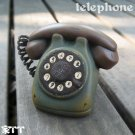 Vintage Telephone Piggy bank/Money Coin Saver