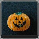 Lot of 25pcs Halloween Pin Brooch Pumpkin Luminous Mouth Party Favor