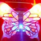 Lot of 25pcs Butterfly Animal Pin Brooch Luminous Party Favor