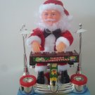 Christmas Electronic music Animated Santa Claus Playing the Piano