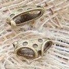 Lot of 500pcs mini Brass Shorts dollhouse miniature toy/jewelry Charm B1