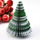 3 X Christmas Tree Note Pad/Memo Decor