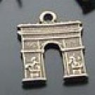 Lot of 500pcs mini Brass Triumphal Arch dollhouse miniature toy/jewelry Charm