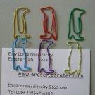Lot of 96pcs Paper Clip PENGUIN Shaped animal/Bookmark
