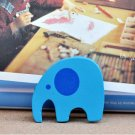 Memo & Name Card Holder Stand Elephant Animal Shaped