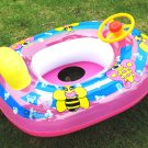 Inflatable Baby Swimming Seat Car/ Floating Ring for Kid