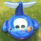 Inflatable Baby Swimming Seat Fish Shaped/ Floating Ring for Kid