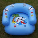 Inflatable Swimming Seat Sofa / Float Sofa for Kids