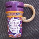 Hand Painted Cup Mug Vase Studio DOT Design