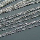 Lot of 10pcs Chain 41cm * 1.5mm