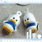 10 x Cartoon Bell Dog Pet Cat Collar Duck 2cm B4