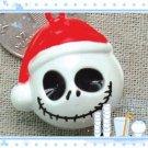 5 x  Big Cartoon Bell Dog Pet Cat Collar Skull Halloween Jake 3cm