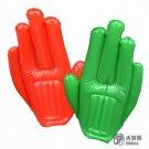 2pcs Inflatable Pulm Summer Swimming Swim Toy