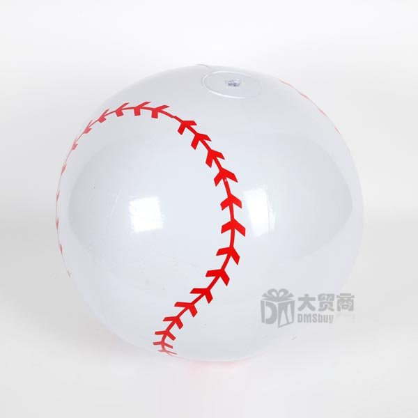 Inflatable Baseball & Rugby Summer Swimming Swim Toy