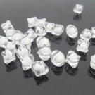 500g Acrylic Corner Bead White Core Inside Dye / Craft  Jewelry accessory Lantern Transparent