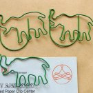 Lot of 200pcs Paper Clip Elephant Shaped / Bookmark office A1