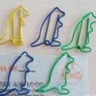 Lot of 200pcs Paper Clip Kangaroo Shaped / Bookmark office B3