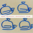 Lot of 200pcs Paper Clip Dolphin Shaped / Bookmark office