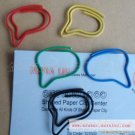 Lot of 200pcs Paper Clip Bubble Shaped / Bookmark office B2
